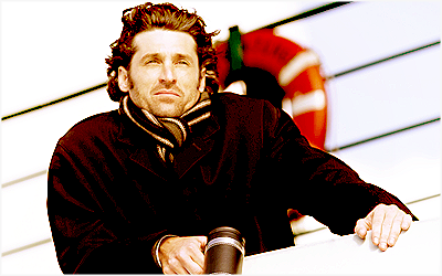 McDreamy had a thing for ferry boats...which is why this photo is applicable. I'm also re-watching Grey's, therefore it is two-fold applicable.