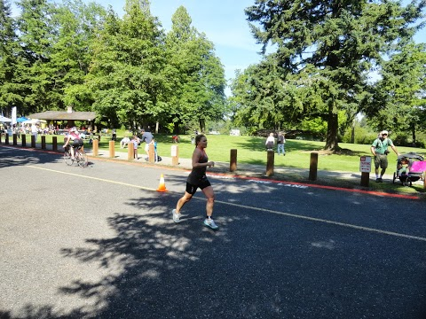 The beginning of the run, right after T2. Thanks Jesse for your photography!