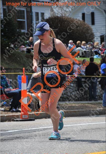 A fairly accurate representation of how I felt from miles 16-26.1. I'm also convinced this was on a hill which makes my form a little more excusable...yikes.