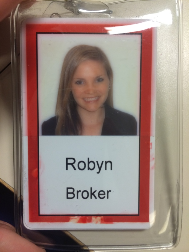 See? I'm official!