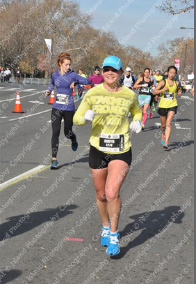 Look at me! Running a full marathon! No iPod! Booyah!